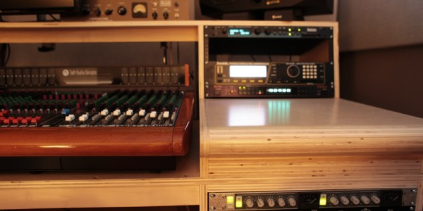 Greenspan Mixing Desk